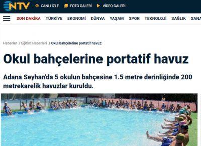 Adana Seyhan Yüzme Havuzu 1